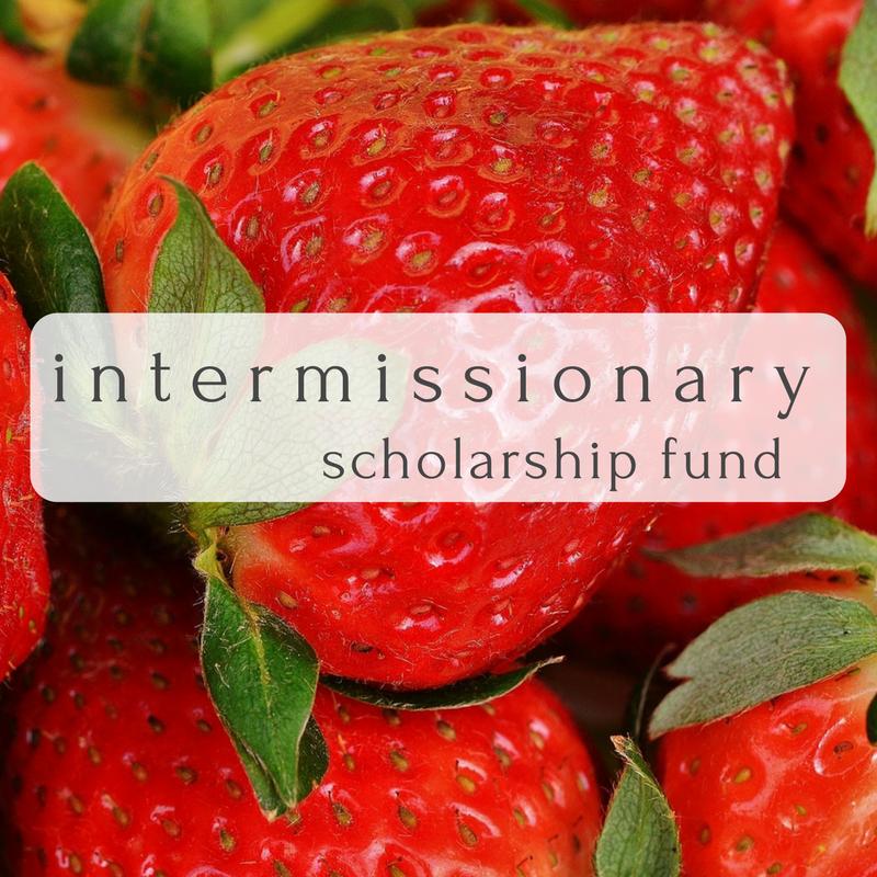 intermissionary scholarship fund