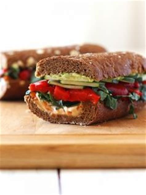 Veggie sandwhich - 2 slices whole wheat bread½ tomatoes (sliced thinly)¼ small cucumber (sliced thinly)¼ cup Baby Spinach1 ounce pepper-jack cheese (sliced thinly)1 tablespoon mayonnaiseadd salt (pink Himalayan or Sea Salt)add fresh ground pepperadd favorite veggie chips or potato chips made with red potatoesThis sandwich is good cold or toasted!
