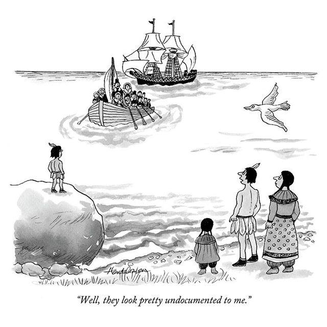 #immigration #caravan