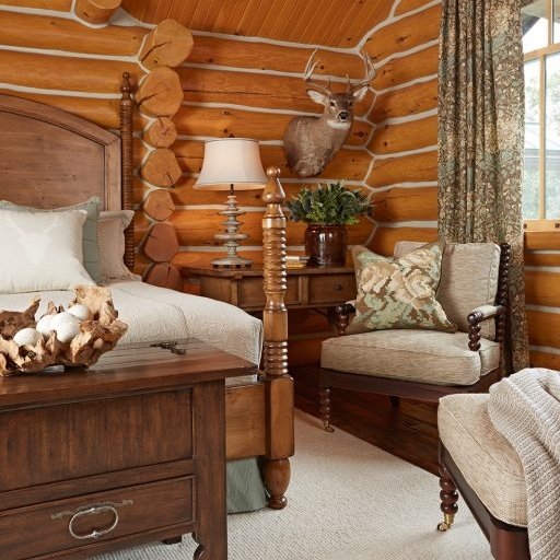 Wisconsin Hunting Lodge -