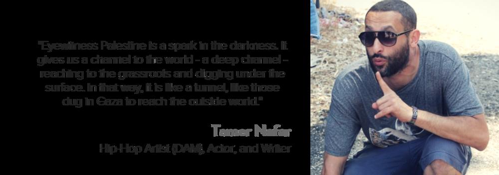 Tamer Nafar - Testimonial