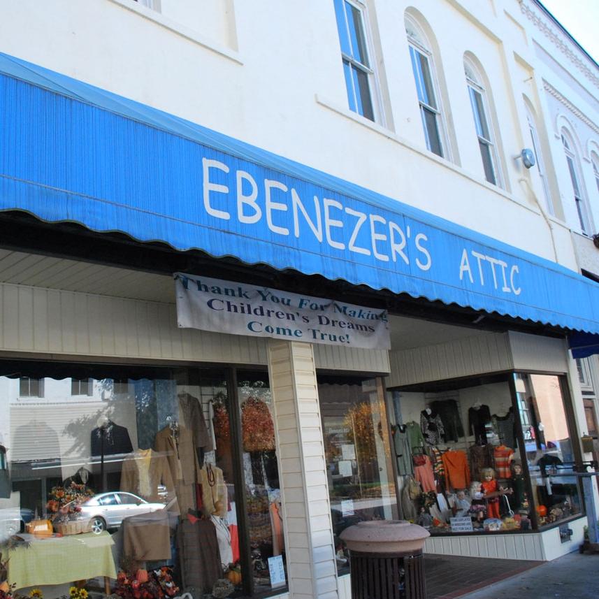 Ebenezer's Attic in North Wilkesboro