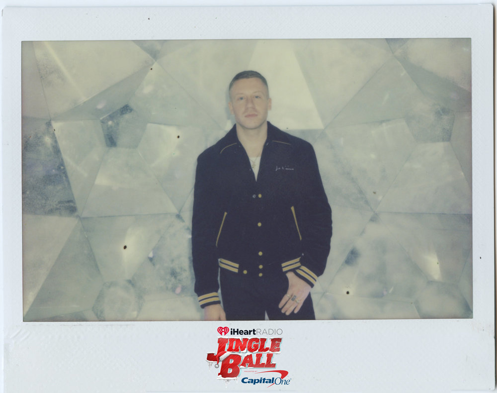 We teamed up with the Iheart Radio team for their Jingle Ball concert series presented by Capital one.  -