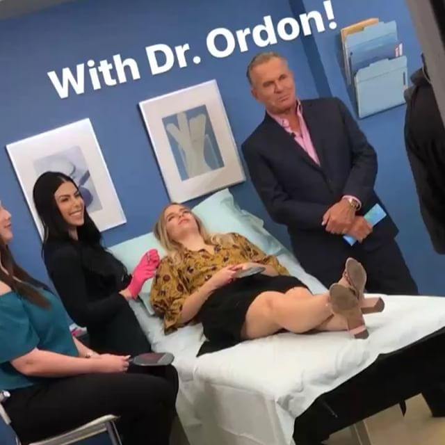 #TBT to that one time I was on the doctors show!! @thedoctorstv airing again on the 28th! 🎥🎥🎥 #aesthetics #aesthetics #beauty #beautyguru #dressyourface #face #hudabeauty #injections #injectables #juvederm #kkwbeauty #kyliecosmetics #kyliejennerlipkit #lipaug #losangeles #lipaugmentation #lipinjections #mua #makeup #nyc #nyx #nyxcosmetics #plasticsurgery