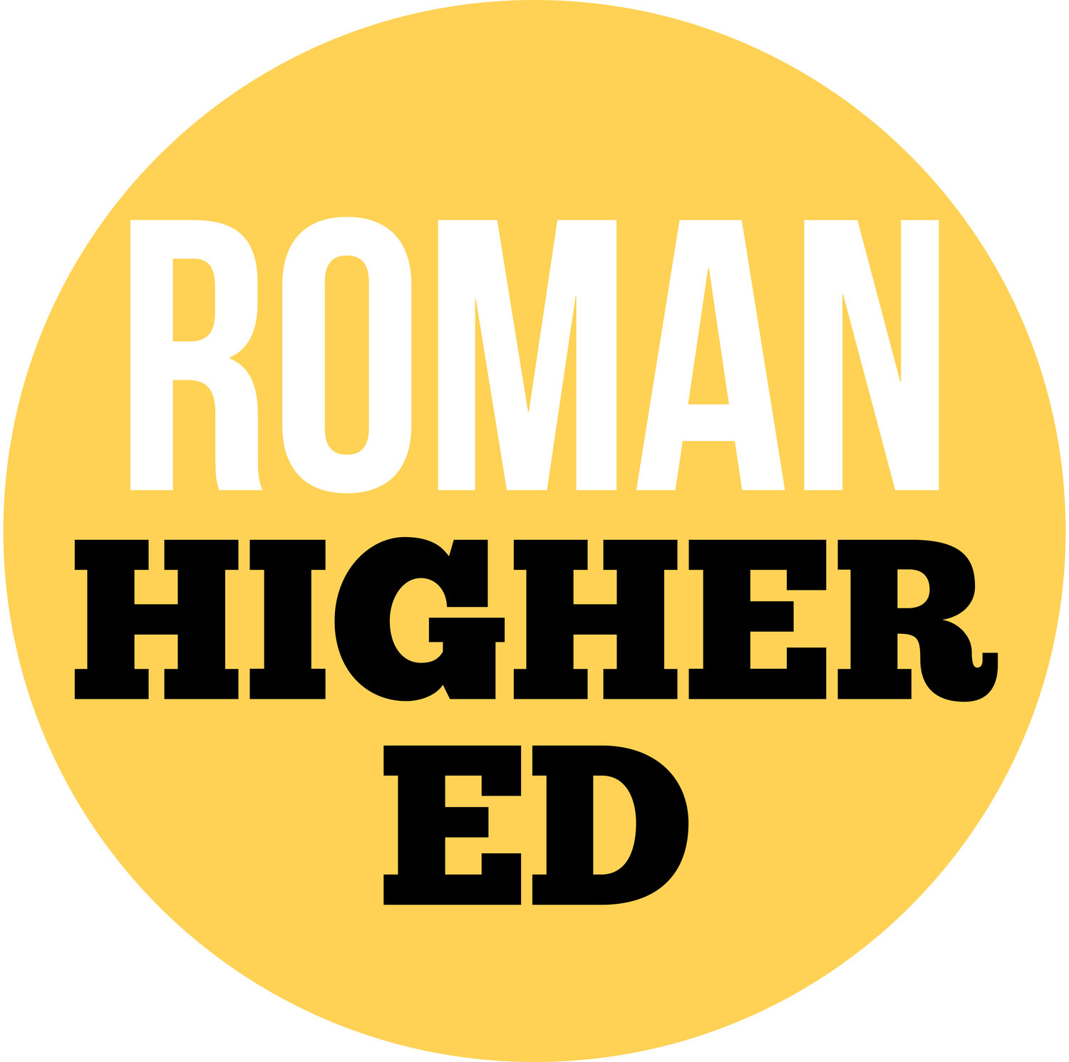 Roman Higher Ed