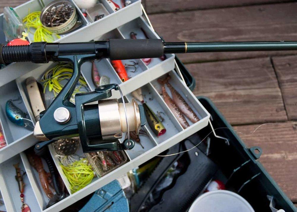 Fishing Gear Demo
