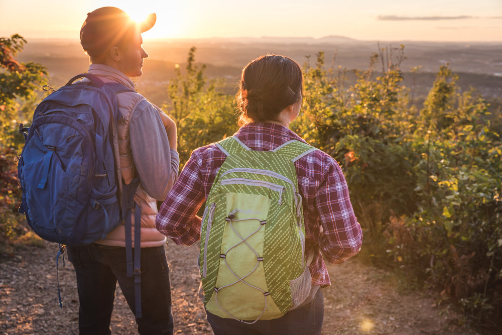 Buffalo Mountain Sunrise Hike - Join Johnson City Parks and Recreation Nature Program Coordinator, Connie Deegan, for a sunrise hike on Buffalo Mountain on August 24th. This hike will begin at 6:00 AM SHARP to catch the sunrise at White Rock. Park below the yellow service road gate where park road ends Note: there is a mile and a half of constant moderate uphill on the front end of this hike, then we will continue on the White Rock Loop to the other side of the park as we make our way back down Fork Knob Trail on this 3.5 mile hike. For more information contact Connie Deegan, Director of Nature Programs for Johnson City Parks and Recreation Department, at 423-283-5821.