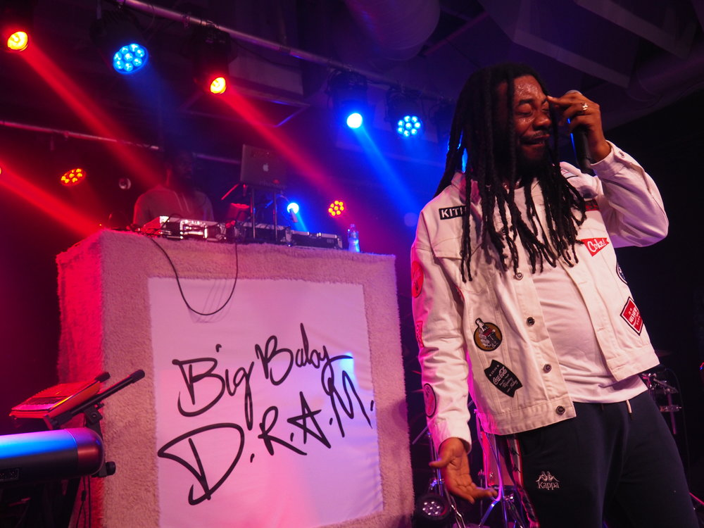 D.R.A.M. proves more than one-hit wonder at El Cub