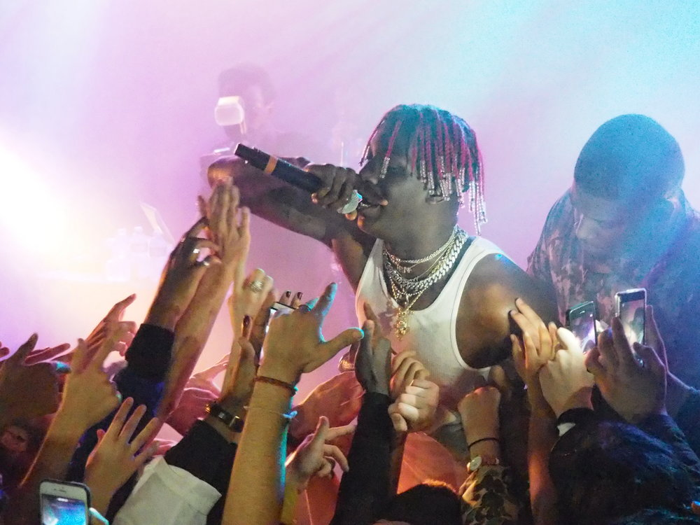 Lil Yachty in Paris: Young Boat unites the culture