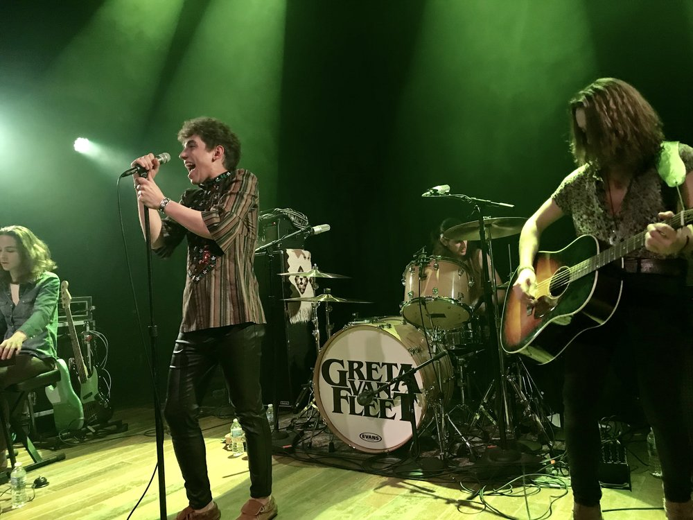 In Chicago, Greta Van Fleet proves worthy of 'Talk On The Street'