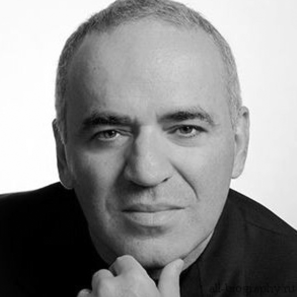 GARRY KASPAROV    Garry Kasparov has been the chairman of the Human Rights Foundation (HRF) since 2012, a post held previously by one of his personal....  (read more)