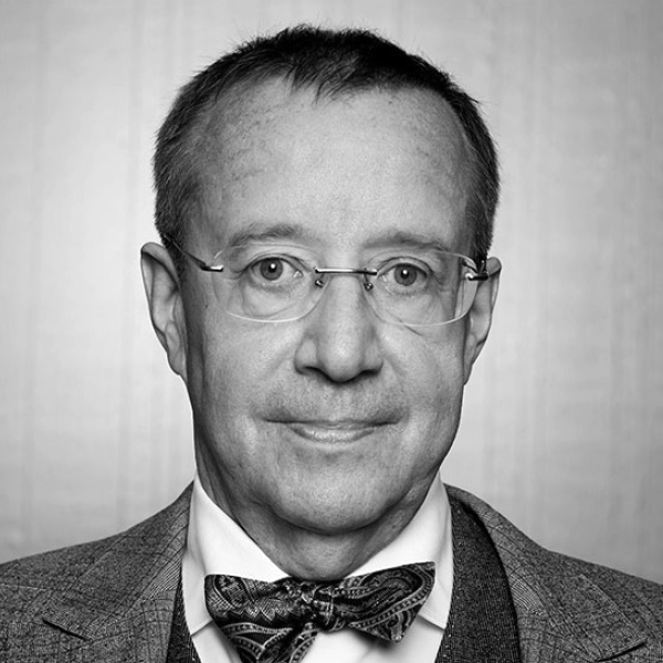 PRESIDENT TOOMAS HENDRIK ILVES    Toomas Hendrik Ilves, former president of Estonia (2006-2016), is a distinguished visiting fellow at the Hoover Institution, Stanford Uni... ( read more )