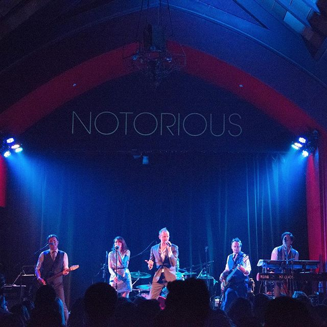 #tbt to this fun show @thechapelsf we hope to be back rocking this stage really soon! Happy almost Friday! #notoriousrocks . . . . #thursday #thechapelsf #thechapel #sing #dance #drink #fun #livemusic #music #sanfrancisco #bayarea #coverband #danceband #partyband #weddingband #localband #notorious #jaysieganpresents