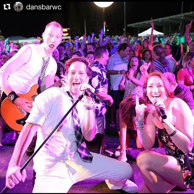 That's right, Dan's Bar Tonight! We'll see you on the dance floor! #Repost @dansbarwc ・・・ Dance party with Notorious tonight! #dansbarwc