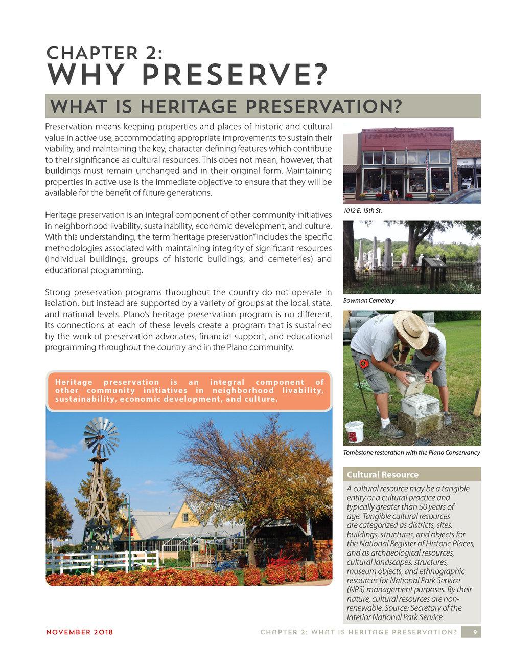 02 - Why Preserve?