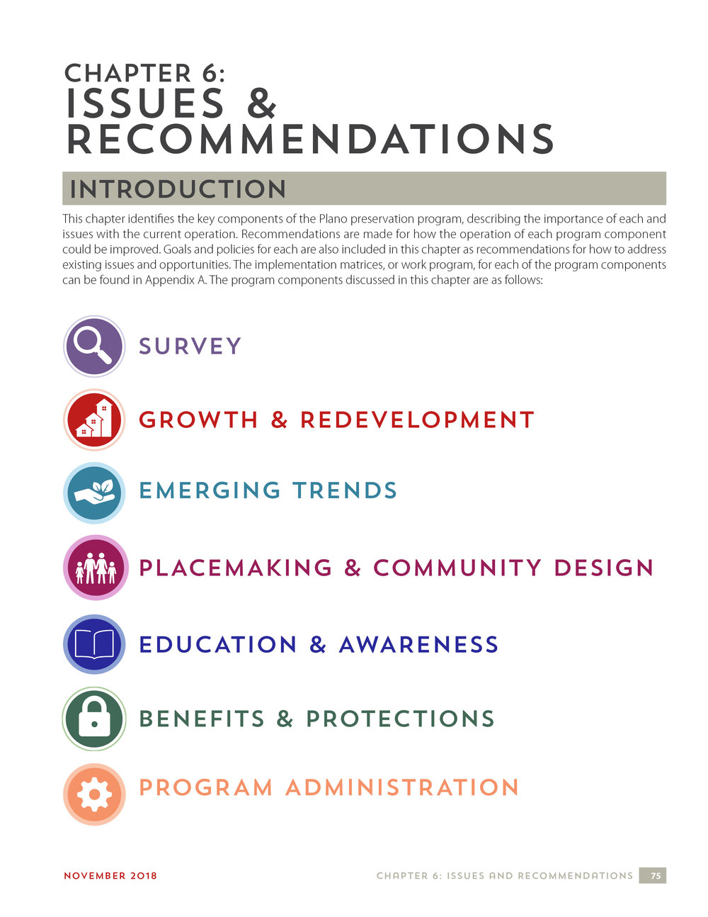 06 - Issues & Recommendations
