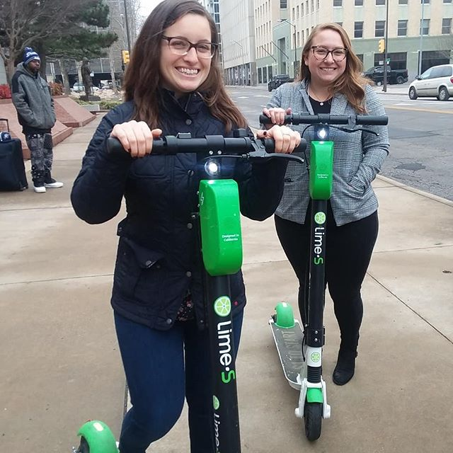 LIME SCOOTER TOUR