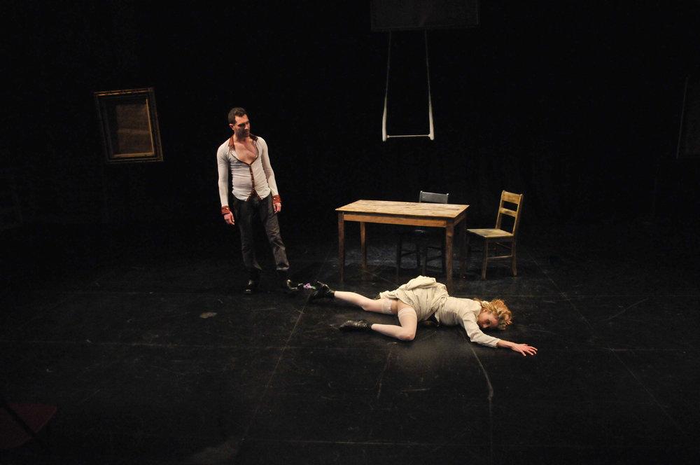 Refracting Miss Julie - 2012