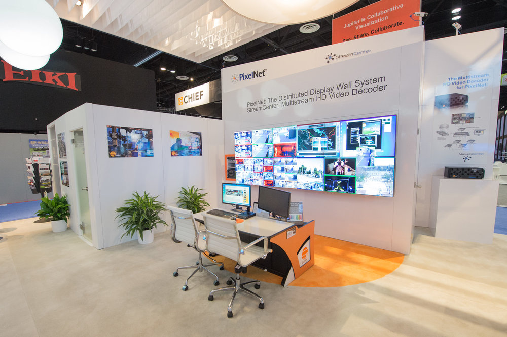 Trade Show Booth Exhibitors : Display booths for trade shows modular display systems by versa