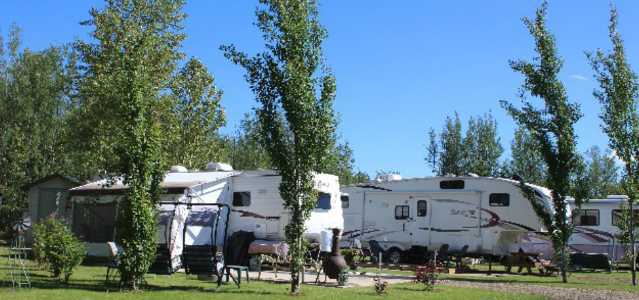 Tent or rv Camping - $40 - Full hook-up (RV - Power, Water, Sewer).                  $30 - Power/Water sites; against the road.                      $25 - Power sites; nicely treed.                                        $20 - Tenting/no power for those who like to rough it!      * For more than 4 adults/site, there is an additional $5/person/night charge.                                                     * Shower House available.