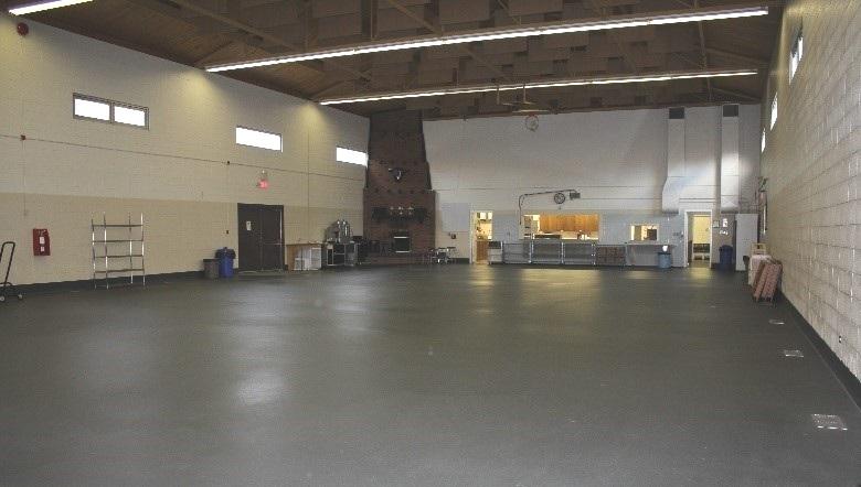 Christian Center -  Gym/Dining Room