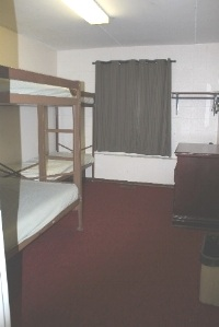Example of a Dorm Room  (this one sleeps 6)