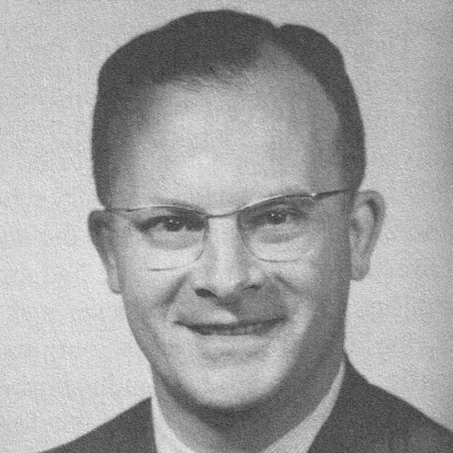 Dr. Leon Saunders (1947-1999) -