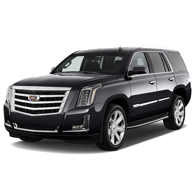 Cadillac Escalade ESV - Our Cadillac Escalade ESV is ideal for a group of executives or VIPs.