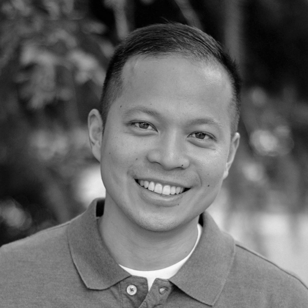 Geoff Chang  Associate Pastor