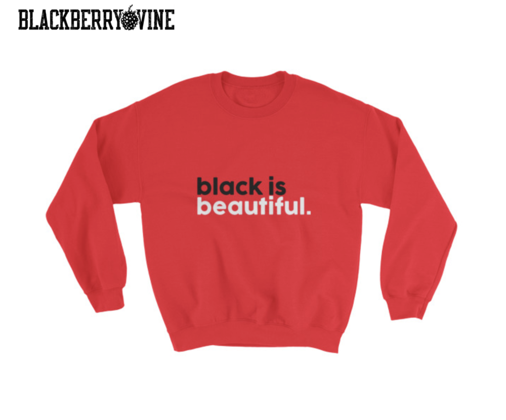 Sweatshirt by  Blackberry Vine .