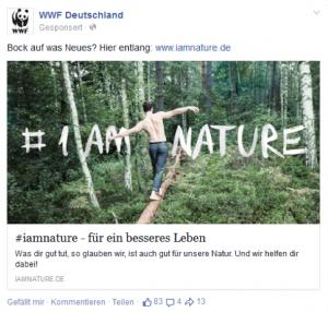 WWF FB Anzeige II