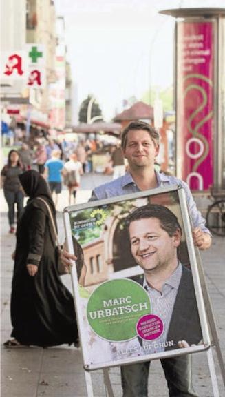 Authentizität und Ansprechbarkeit: Marc Urbatsch im Wahlkampf um das Berliner Abgeordnetenhaus 2016