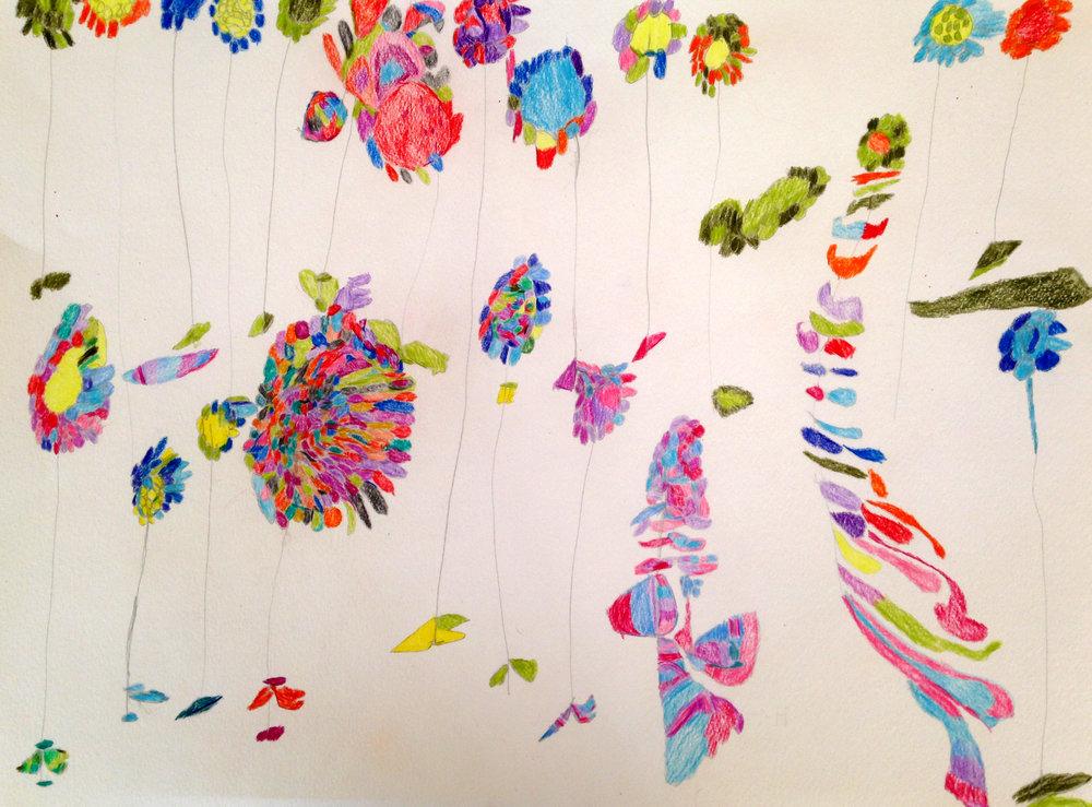 Flowers by Sarah Dobroth