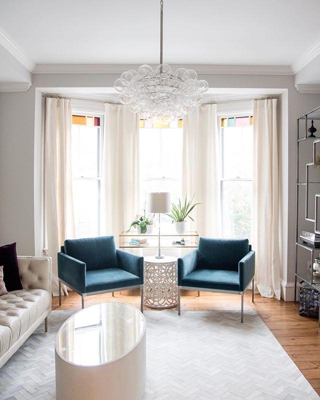A Before & After trio! Keep swiping!      . . . .  #interiordesign 📷: @wearefreebird