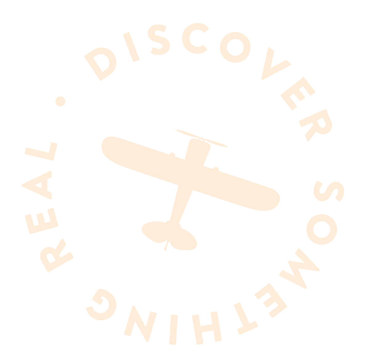 discover-something-real-logo