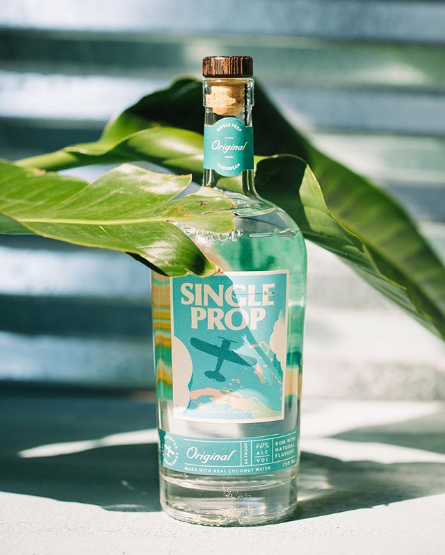 Where an island getaway meets premium realness, and pursuit of the unknown meets tropical taste. We bring you #SinglePropRum — adventure in a bottle.  #DiscoverSomethingReal