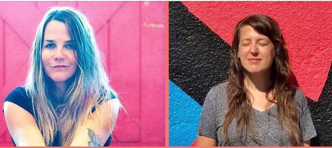 Brianna Lane & Mary Bue at Paradigm — Brianna Lane