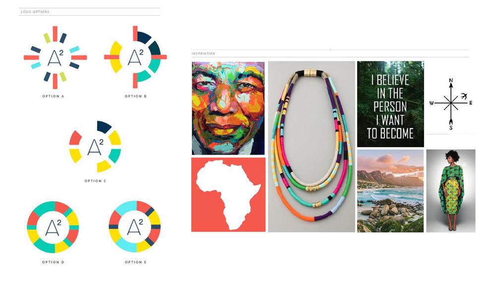 Amplify Africa Women's Summit Brand Design
