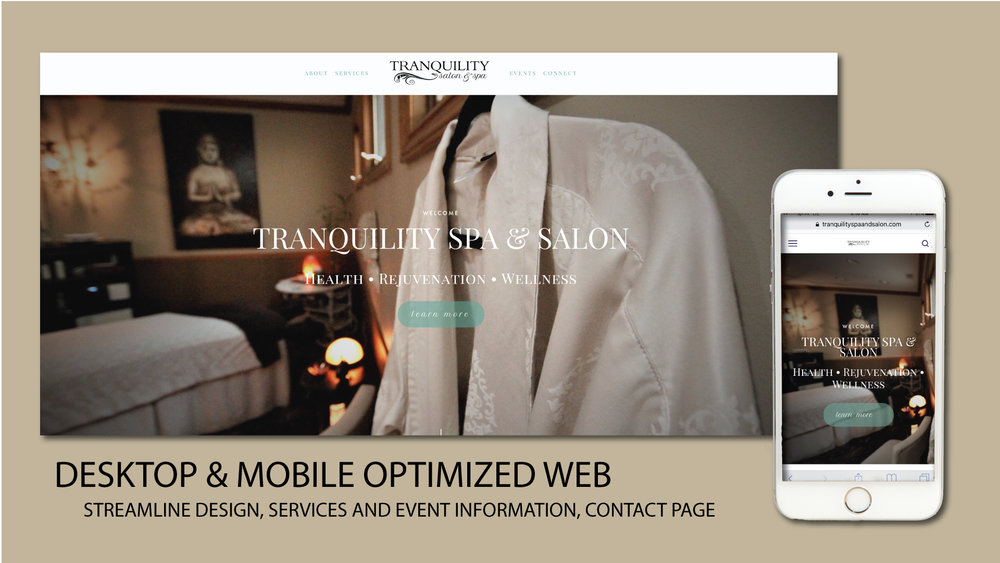 Web Design - Facebook is not the only way people find your business. Let us help to build a website that will establish your credibility and showcase the right products and services.