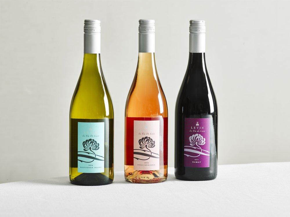 Le Vin de LEVIN - Village range