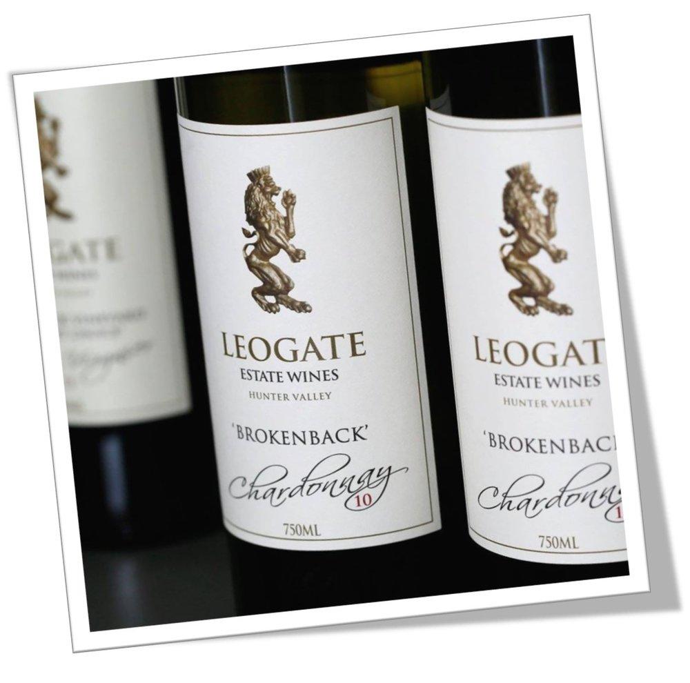 Leogate Estate Brokenback Chardonnay