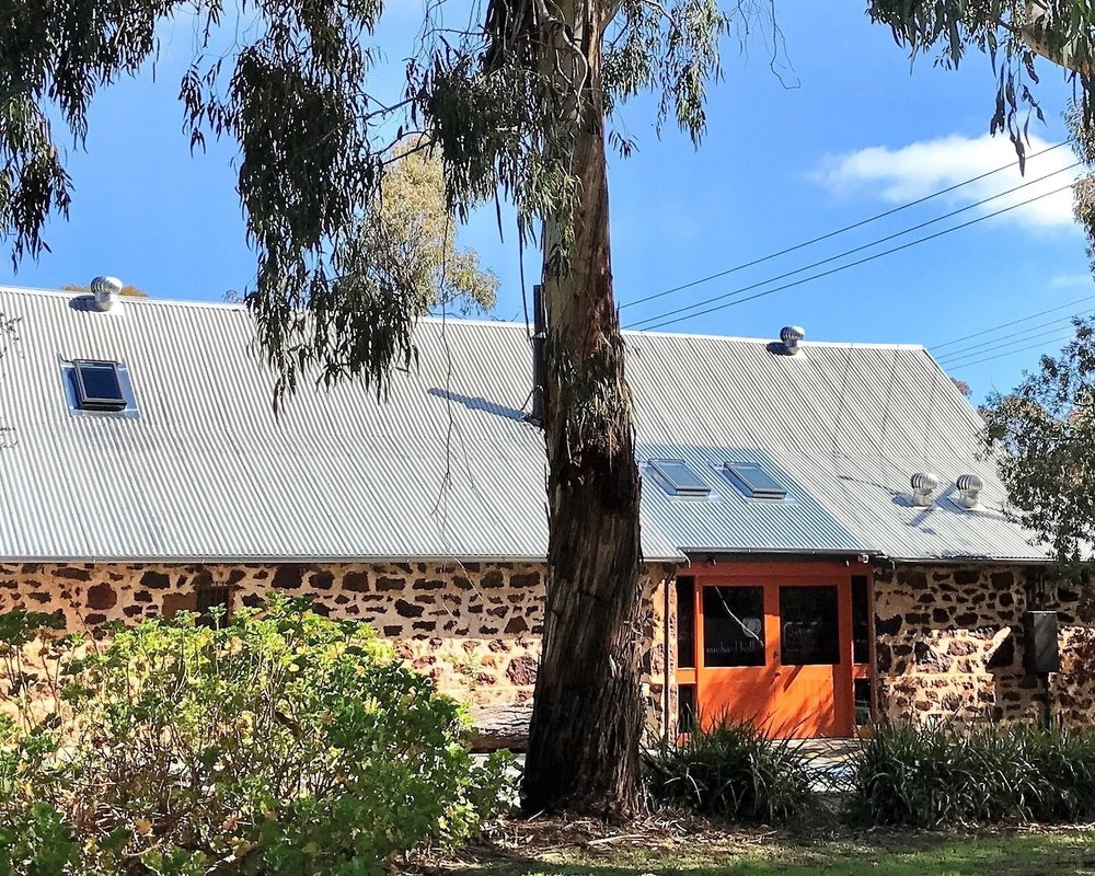 Tasting Room at Tanunda South Australia