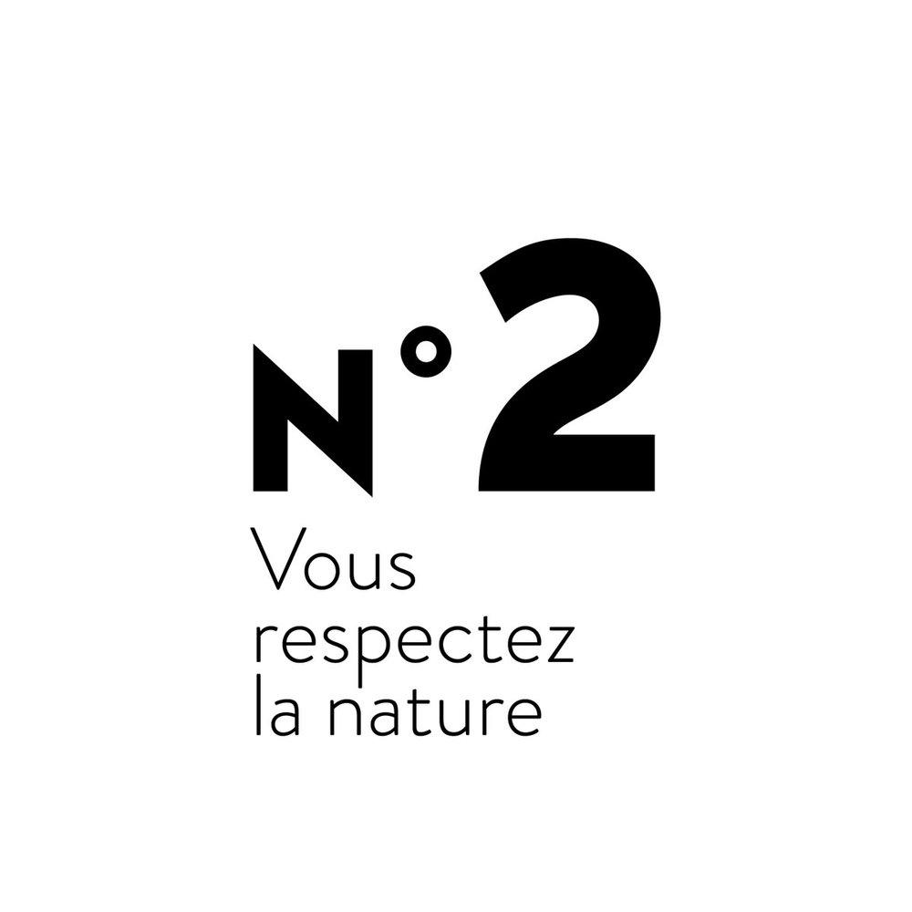 Vous respectez la Nature - Vous ne voulez pas détruire la nature pour satisfaire vos besoins personnels. Vous ne voulez plus des emballages plastiques et des tonnes de carton qui finissent à la poubelle. Vous exigez des cosmétiques réellement «responsables ».