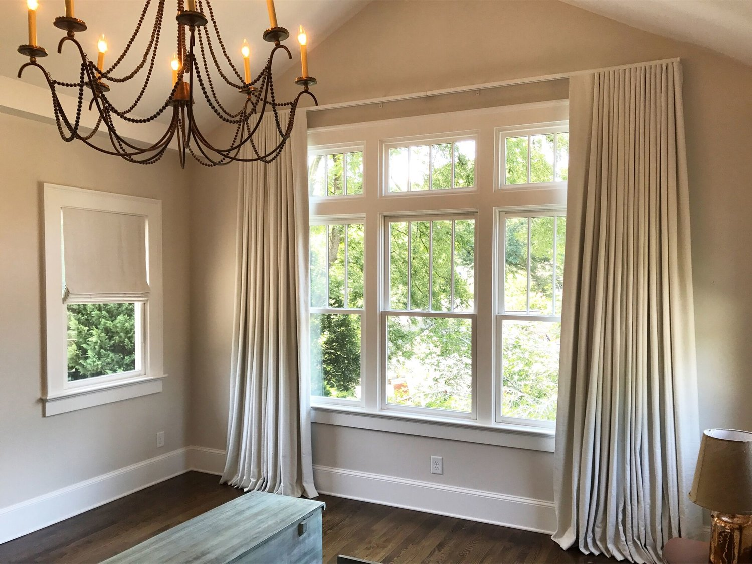 douglas window unlimited graphite provenance in treatments mindanao blinds shades woven woods wooden bamboo hunter