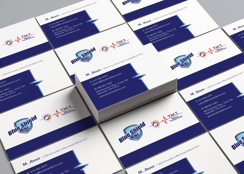 Print collateral kat merimee blue shield ems mockup 2g colourmoves Image collections
