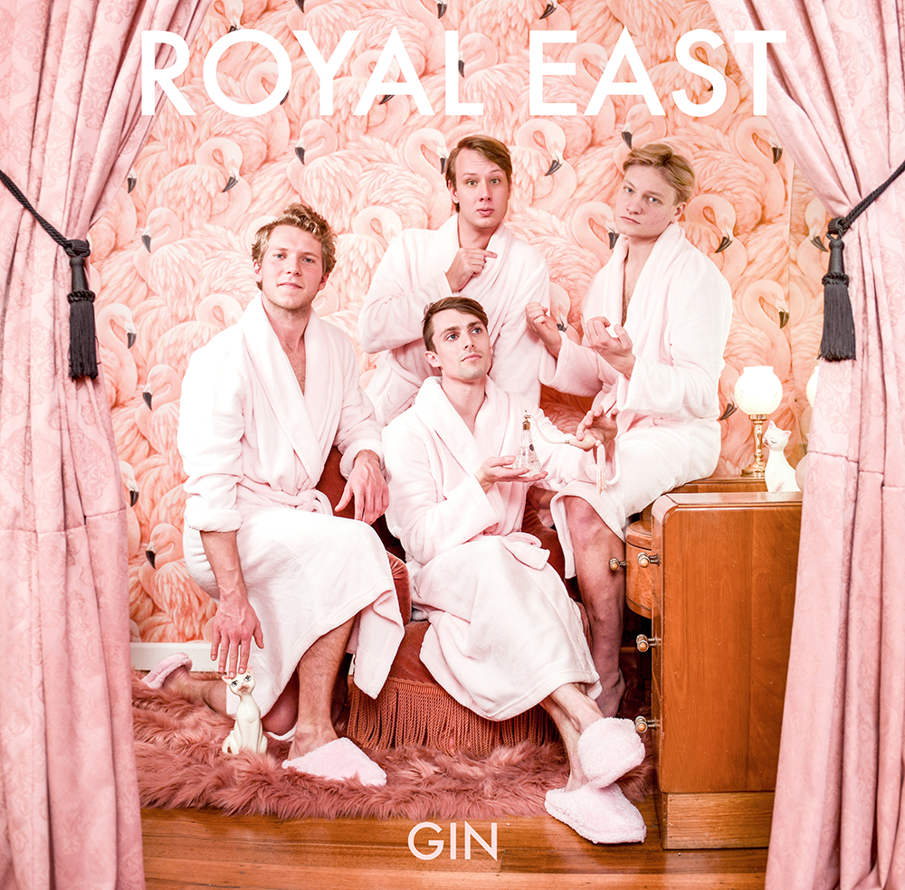 Gin Album Cover