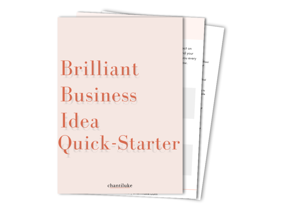 Clarify Your Business Ideas -