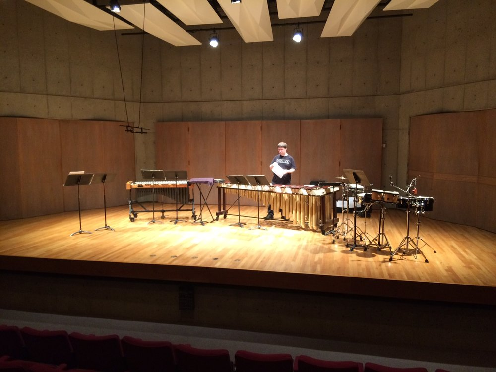 Phillip T. Young Recital Hall