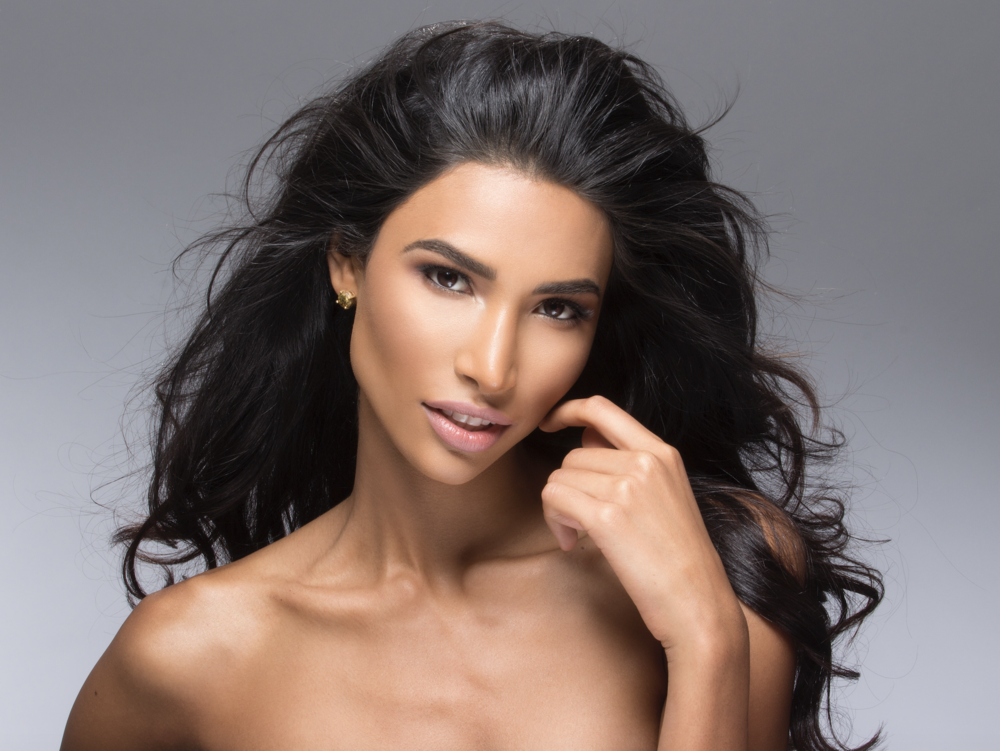 Official program book headshot for Miss Georgia USA, Marianny Egurrola, photographed by Tony Tyrus & his team of incredible talent.