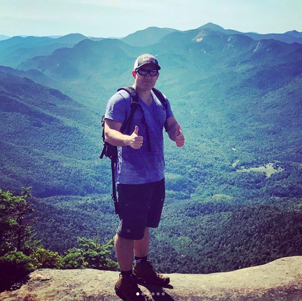 Giant Mountain - High Peaks, Adirondacks - My second of the 46 High Peaks - Summer 2017